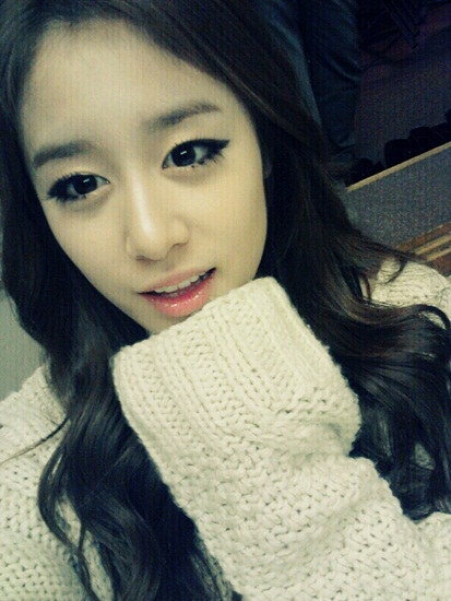 Pix For > T Ara Jiyeon Eyes