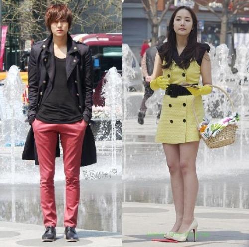 Young Park Min Young Min ho Dan Park Min Young